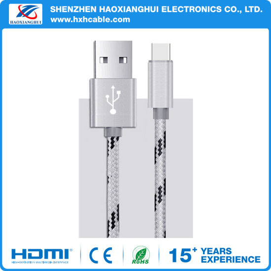 Reversible USB 3.1 Cable Type C Data Cable pictures & photos