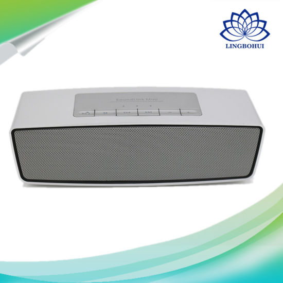 Bluetooth Hand-Free Call Power Amplifier Mini Loudspeaker pictures & photos
