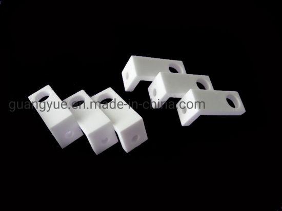 Industrial Ceramics Technical Al2O3 Ceramic Parts Customized Alumina Ceramic Plates