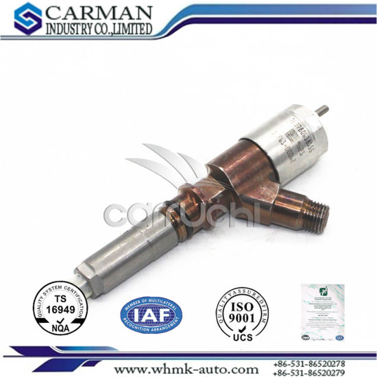 Common Rail Fuel Injector 326-4700 for C6.4 Excavator Caterpillar 320d