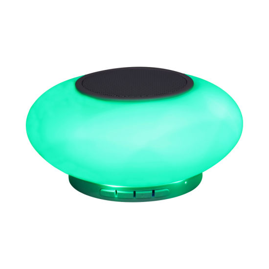 2020 New Colorful 7color LED Bluetooth Speaker