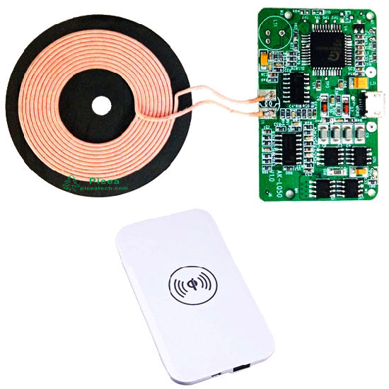 China Transmitter Coil Wireless Charging Induction Coil Tx Coil