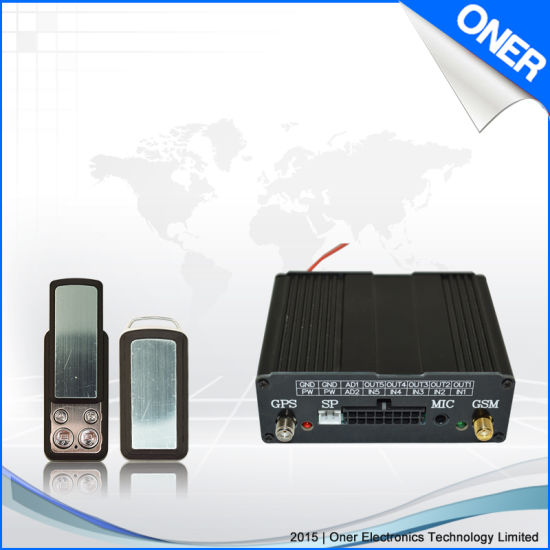 Certified GPS Vehicle Tracker with High Efficiency