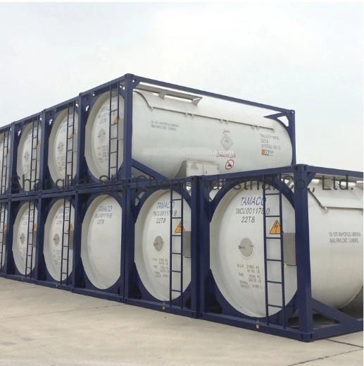 Hydrofluoric Acid 55% for Refrigerant Gas CAS No.: 7664-39-3