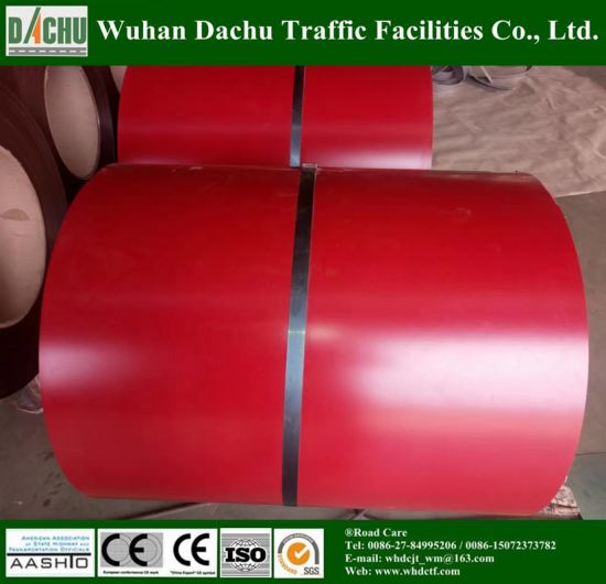 High Qualified PPGI Prepainted Galvanized Steel Coil pictures & photos