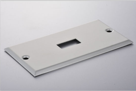 Customized 6063-T5 Aluminium Profile with Brushing Surface pictures & photos