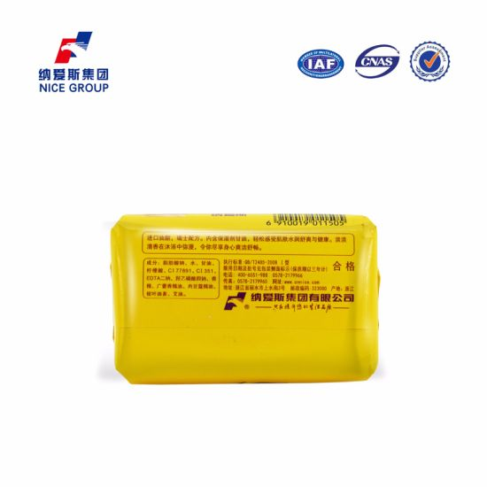 China Super Clean Cool and Fresh Fragrance Mild Soap