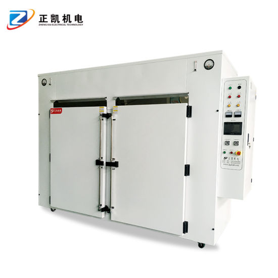 Double Door Precision Explosion-Proof Industrial Oven PCB Plate Oven