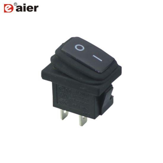 5 x On-Off Miniature PCB Toggle Switch SPST Mini