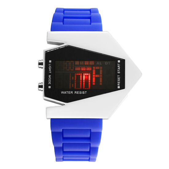 Wholesale Electronic LED Digital Sport Wrist Watches (JY-SD002)