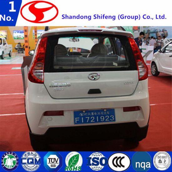 Chinese Mini Electric Car 5 Doors 4 Wheel Electric Smart Car Price