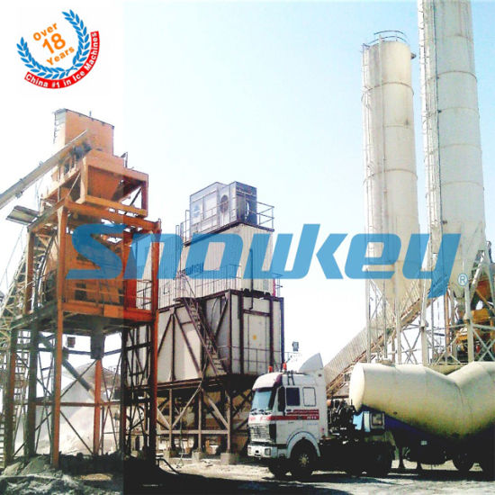 China Customized Containerized Flake Ice Plant System for
