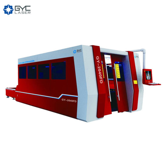 Goog Price Fiber Laser Metal Cutting Machine for Steel Sheet Pipe and Tube pictures & photos