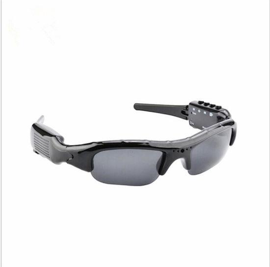 Digital Sunglasses Camera HD DVR Video Recorder Mobile Eyewear Cam