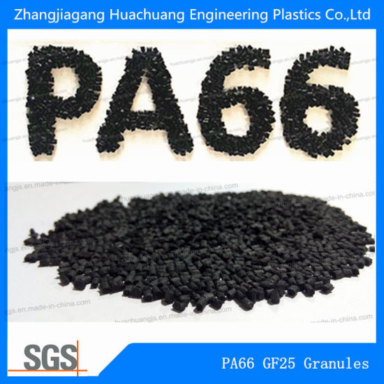 Best Price of Industrial Nylon6.6 Plastic Raw Material
