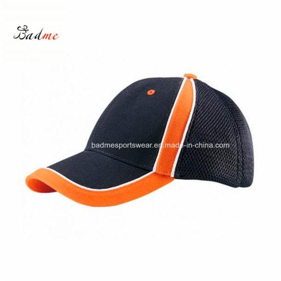 5d66870e5d483f Wholesale Low Profile Fitted Mesh Baseball Cap/Racing Cap/Sports Cap