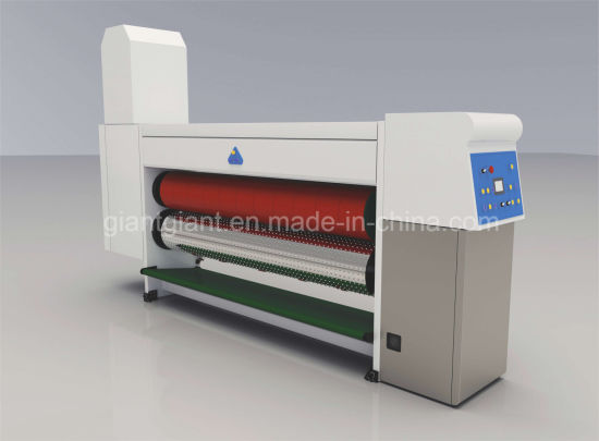 Die Cutter Unit for Carton Making Machine - Box Die Cutting