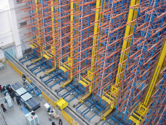 High Quality Automatic Storage Racking Asrs Systems pictures & photos
