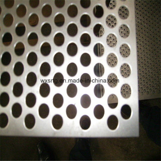 Stainless Steel Perforated Punched Metal Screen Wire Mesh Plate Sheet pictures & photos