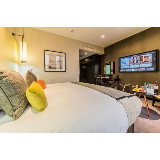 Hotel Bedroom Furniture with Modern Kingsize Room Furniture pictures & photos