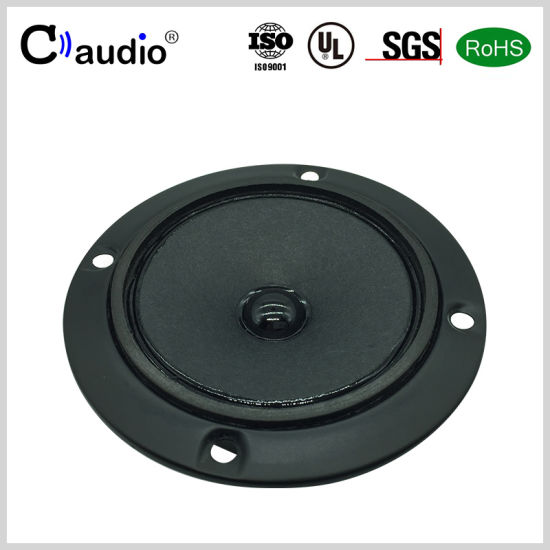 13mm Paper Cone Tweeter 98mm Frame Ferrite Magnet Powered Sound HiFi Professional Mini PA PRO Audio Loud Car Speaker Box