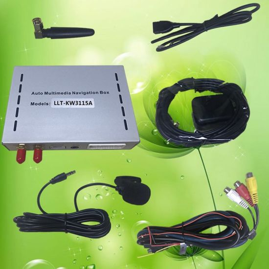 China Plug&Play Android Navigation Box for Kenwood DVD Support