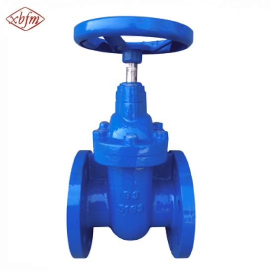 BS5163 Non-Rising Stem Metal Seat Gate Valve pictures & photos