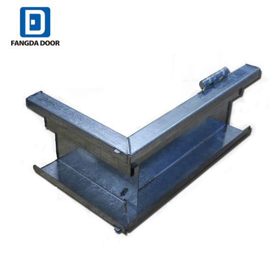 China Rust and Corrosion Resistant Galvanized Metal Steel Door Frame ...