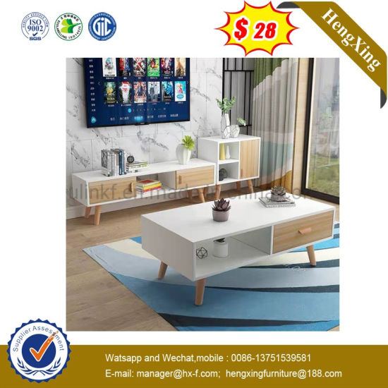 China Best Price Home Living Room Furniture White Color MDF ...
