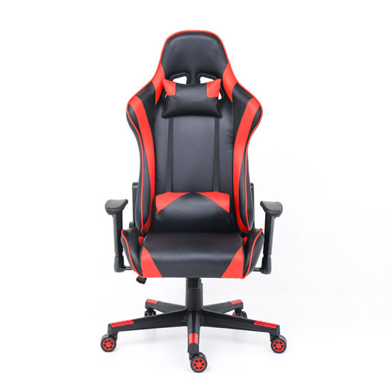 Ergonomic Office Furniture Adjustable Best Selling Computer Gaming Chair with Waist Pillow