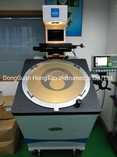 High Precision Digital Electronic Floor Type Profile Projector CPJ-6020V