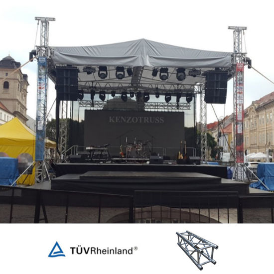 Concert Stage Lighting Truss System