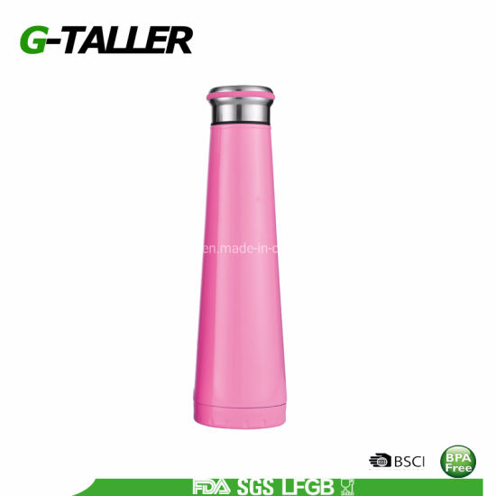 304 Stainless Steel Hot Cool Vacuum Bottle
