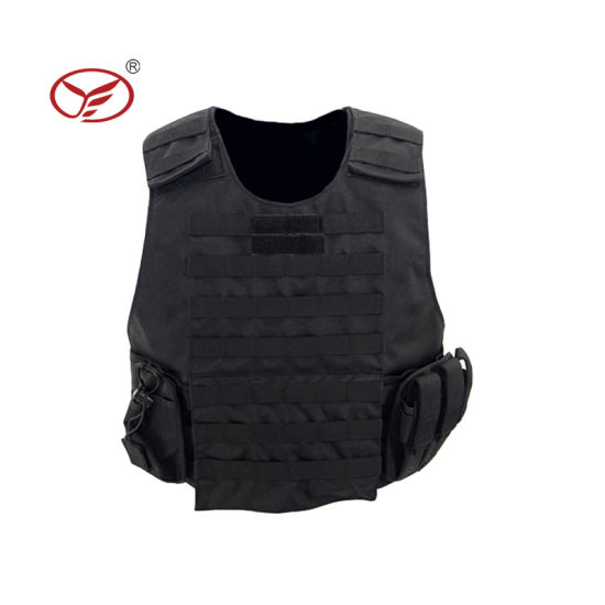 High Performance Soft Concealable Bullet Resistant Ballistic Vest