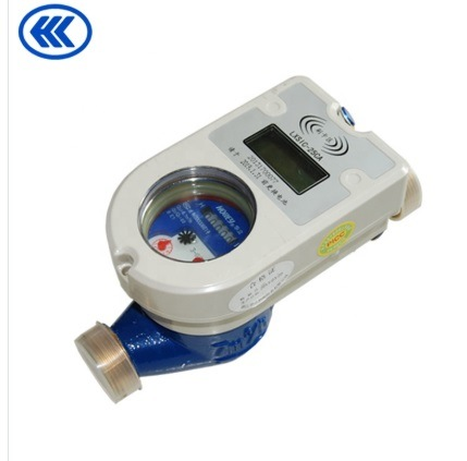 High Performance RF Card Prepayment Dial Dry Water Meter (LXSIC~15-25CA)