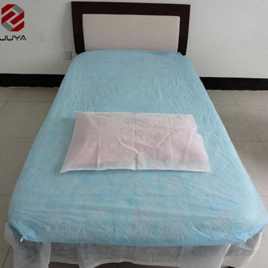Business Trip Disposable Travel Beauty Bed Sheet Mattress Sanitary Sheets Spa