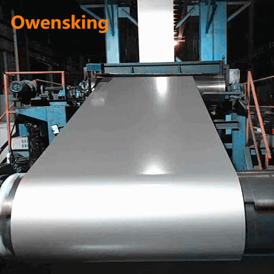 PE PVDF HDP Steel Coil for Metal Sheet Steel Structure Zinc285