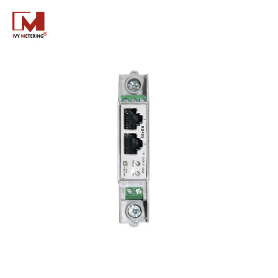 Compact Safety Energy Saving Monitor Measurement 220V DIN Rail Meter