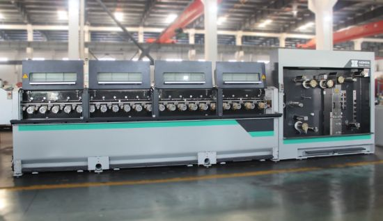 8 Wires, Manufacturer Price Copper Multiwire Wire Drawing Machine, Electrical Cable Manufacturing Machine pictures & photos