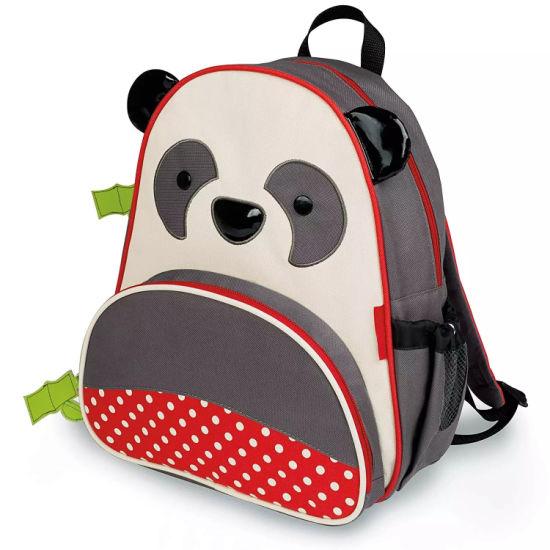 Boy and Girl's Schoolbag Cute Zoo Children's School Bags