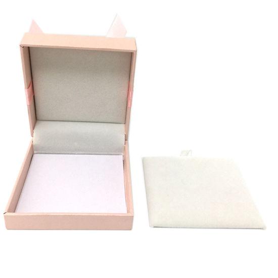 Wholesale Necklace Storage Wooden Drawer Jewelry Box for Handmade pictures & photos