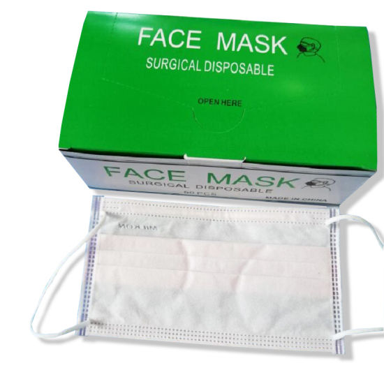 medical mask disposable 3ply