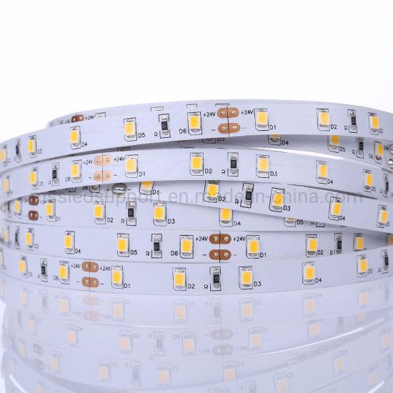 DC 12V 24V High CRI 5m 2835 / 5050 / 3528 / 3014 SMD Flexible LED Strip Tape LED Strip