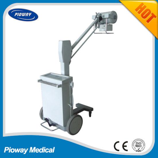 Medical Equipment 100mA Mobile Analog X Ray Machine (SF100BY)