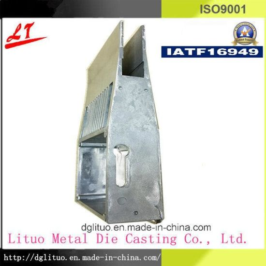 High Quality Aluminum Die-Casting Parts for Heating Sink