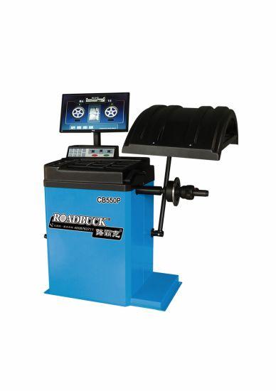 Customized Repair Shop Digital LCD Display Tyre Balancer