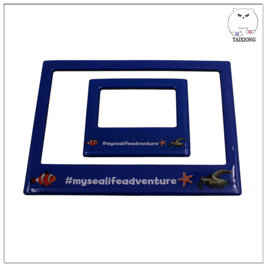 A4 Magnetic Picture Frame with Colorful Frame