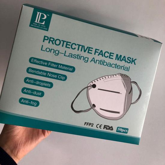 Factory Supply Kn95 Stay Safe Ce FDA Face Mask