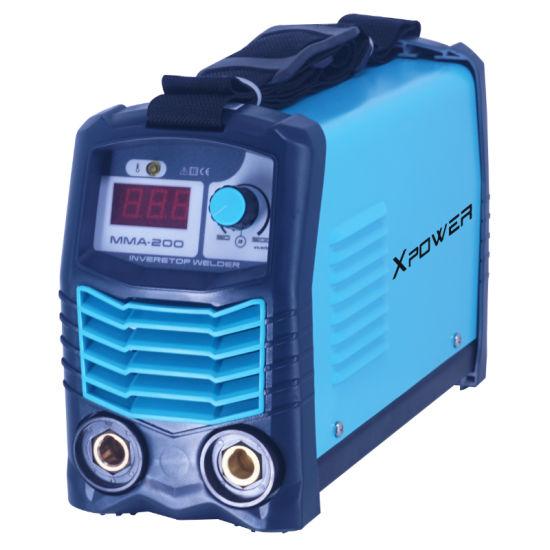 Hot Sale Portable IGBT Inverter Welding Machine (MMA 205N)