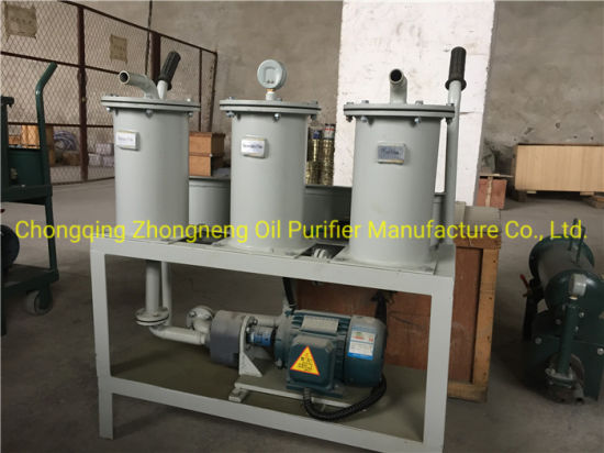 Simple Operation Oil Purification Machine